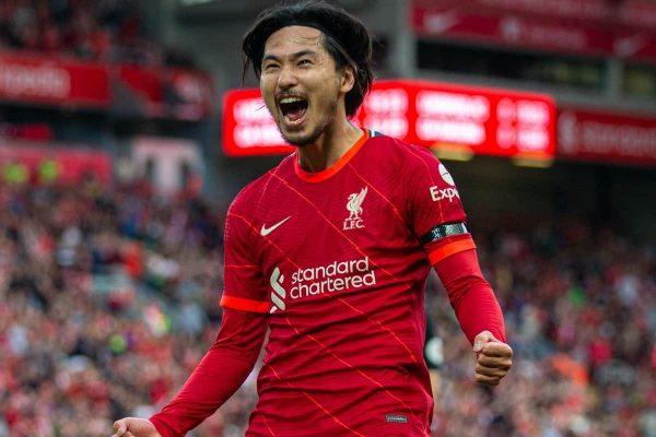 Lijnders: Minamino still has a future at Liverpool
